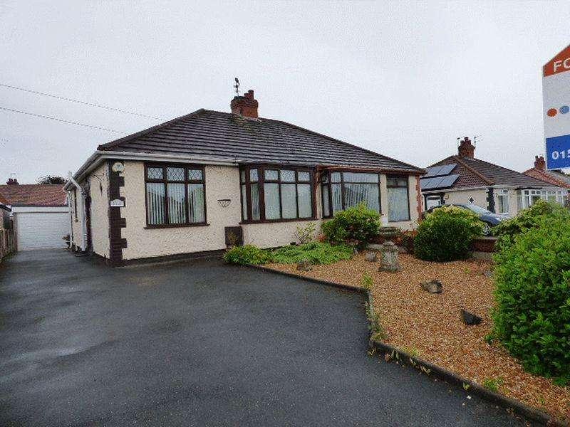 2 Bedrooms Semi Detached Bungalow for rent in Birchfield Way, Lydiate