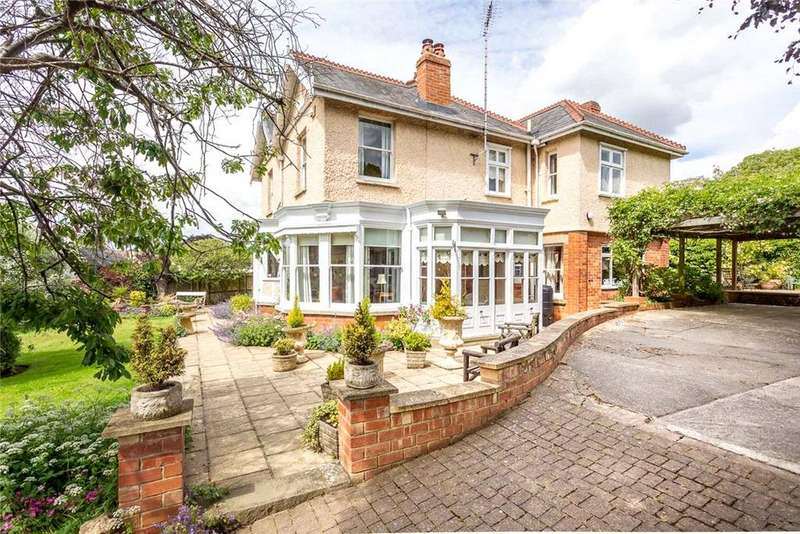 4 Bedrooms Detached House for sale in High Street, Prestbury, Cheltenham, Gloucestershire, GL52