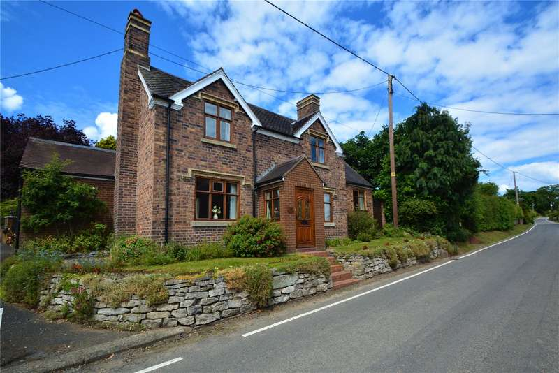4 Bedrooms Detached House for sale in The Mount, Eaton Constantine, Shrewsbury, Shropshire, SY5