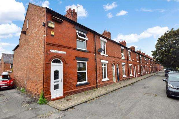 4 Bedrooms End Of Terrace House for sale in Devonshire Place, Handbridge, Chester