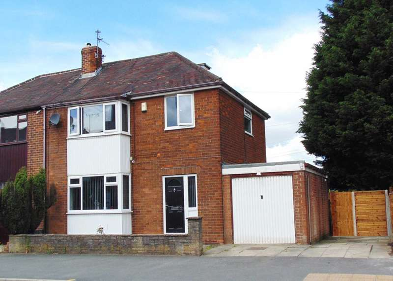 3 Bedrooms Semi Detached House for sale in Shaw Road, Oldham
