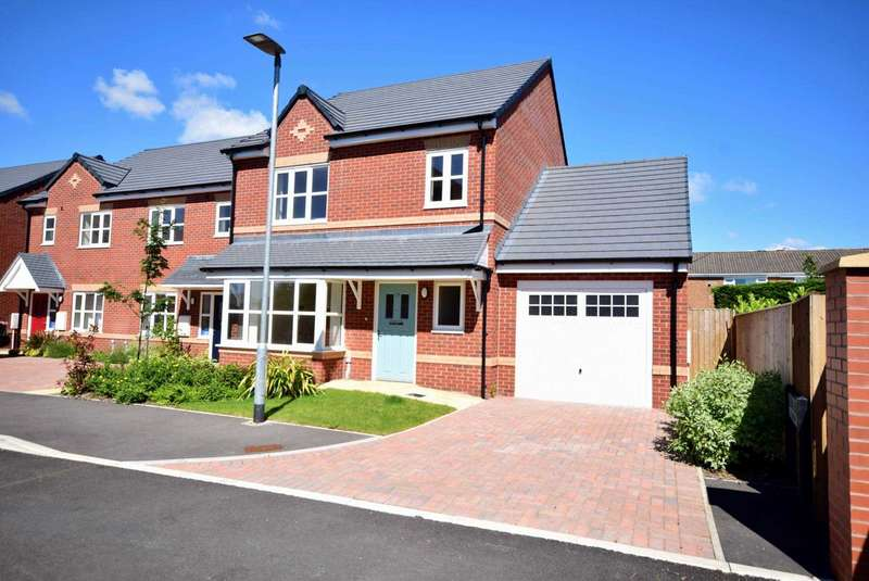 4 Bedrooms Detached House for sale in Plot 6, The Campion, Ruskin Road, Freckleton