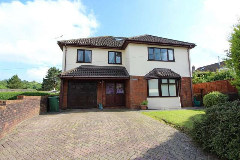 5 Bedrooms Detached House for sale in Pennar Lane, Newbridge