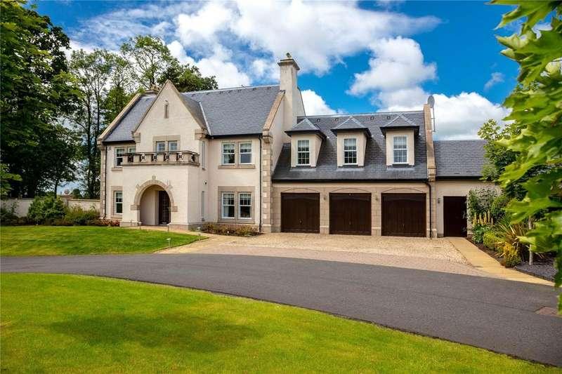 6 Bedrooms Link Detached House for sale in Rowallan Castle Estate, Kilmaurs, Ayrshire, KA3