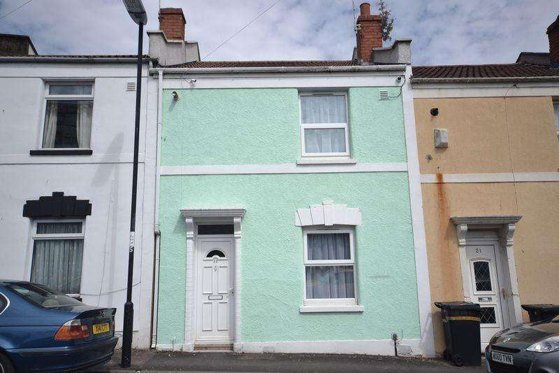 2 Bedrooms Terraced House for sale in Mildred Street, Redfield, Bristol