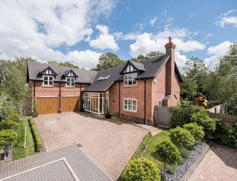 5 Bedrooms House for sale in 5 bedroom House Detached in Little Budworth