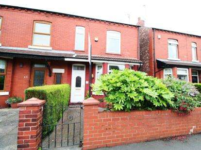 4 Bedrooms Semi Detached House for sale in Huntley Road, Cheadle Heath, Cheshire