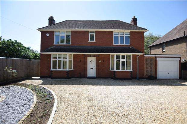 4 Bedrooms Detached House for sale in Estcourt Road, GLOUCESTER, GL1 3LG