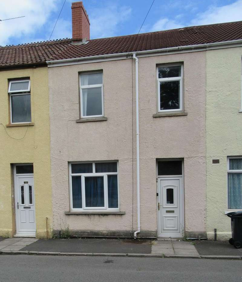 3 Bedrooms Terraced House for sale in Llanvair Road, Newport NP19