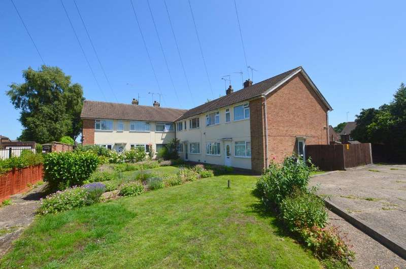 2 Bedrooms Apartment Flat for sale in 105 Ashcroft Road, Stopsley, Luton, Bedfordshire, LU2 9AX