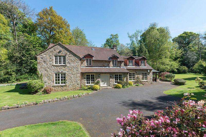 6 Bedrooms Detached House for sale in Bridge House, Cadehill Road, Stocksfield