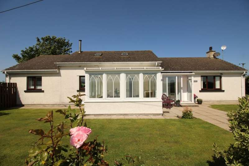 3 Bedrooms Detached Bungalow for sale in Newtown,Silloth, Wigton, CA7