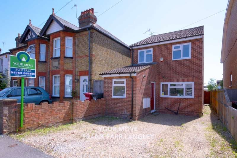 3 Bedrooms Detached House for sale in Meadfield Road, Slough, SL3