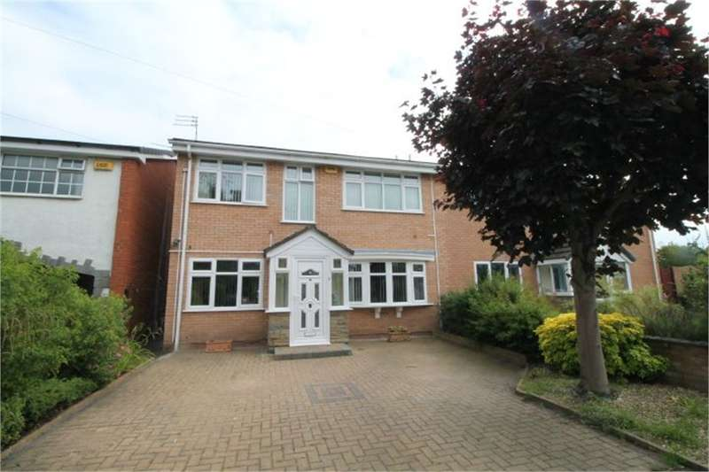 4 Bedrooms Semi Detached House for sale in Phillips Lane, FORMBY, Liverpool, Merseyside