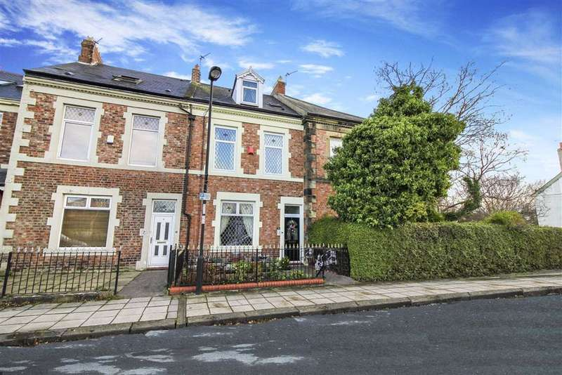 4 Bedrooms Terraced House for sale in Oxnam Crescent, Spital Tongues, Tyne And Wear