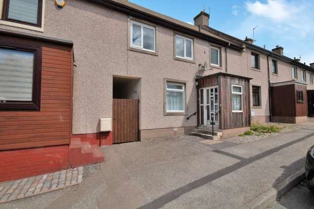 4 Bedrooms Terraced House for sale in Mackay Road, Aberdeen, Aberdeenshire, AB12 5HS