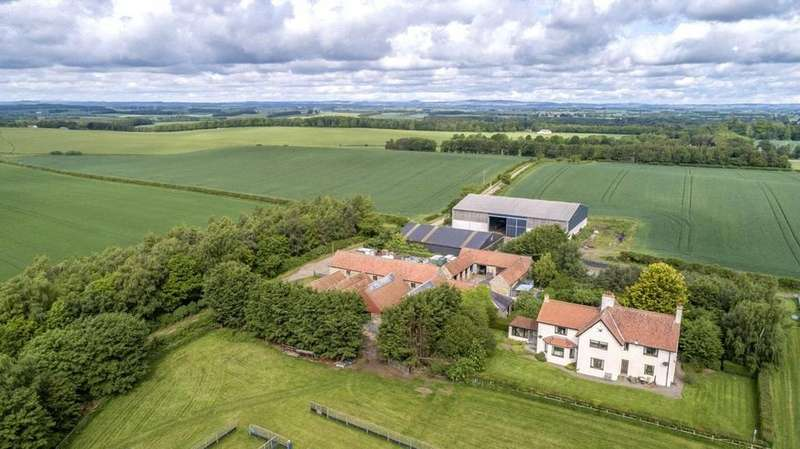 4 Bedrooms Detached House for sale in Lot 3 - New Heaton Stickle Heaton, Cornhill-on-Tweed, Northumberland