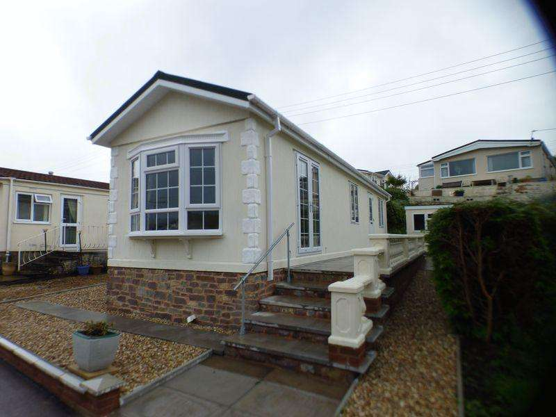 1 Bedroom Park Home Mobile Home for sale in Beech Road, Cinderford