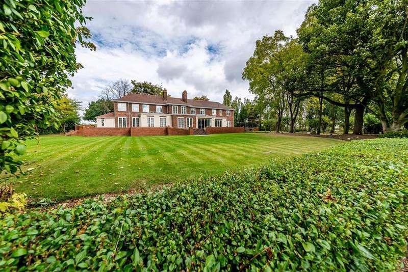 5 Bedrooms Detached House for sale in Long Lane, Wakefield, Wakefield, WF7