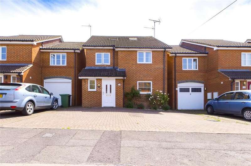 4 Bedrooms Detached House for sale in Glebe Road, Purley on Thames, Reading, Berkshire, RG8