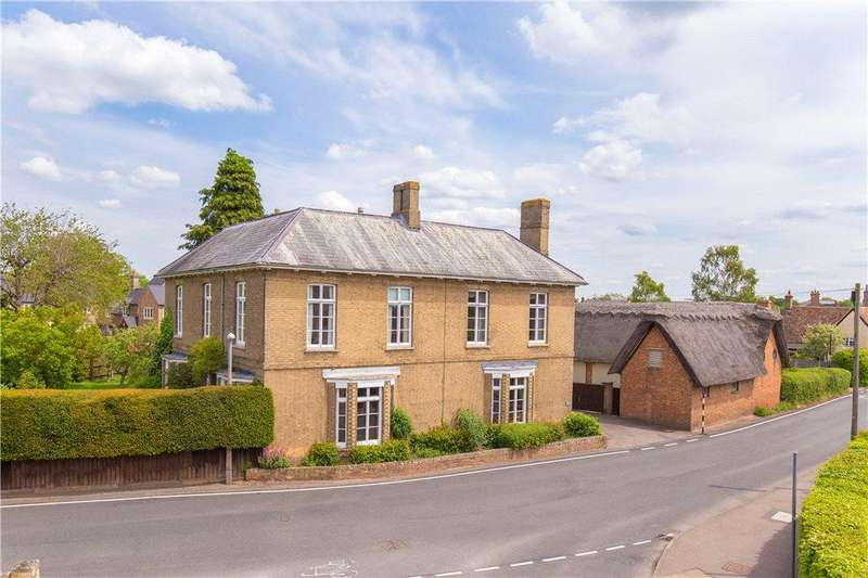 6 Bedrooms Unique Property for sale in High Street, Great Barford, Bedford, Bedfordshire