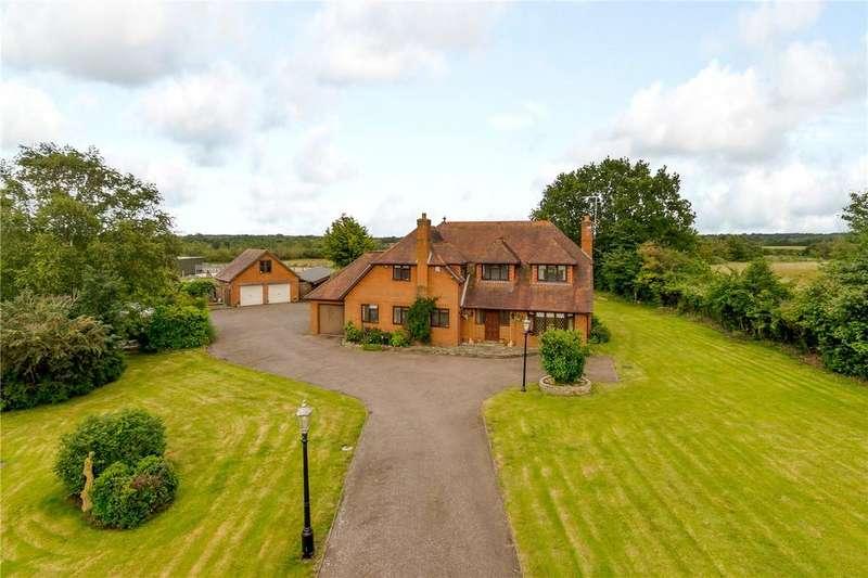 4 Bedrooms Detached House for sale in Malt Hill, Warfield, Bracknell, Berkshire, RG42