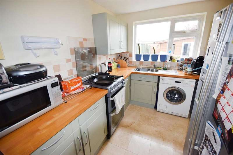 3 Bedrooms Terraced House for sale in Windsor Drive, Tuffley, Gloucester