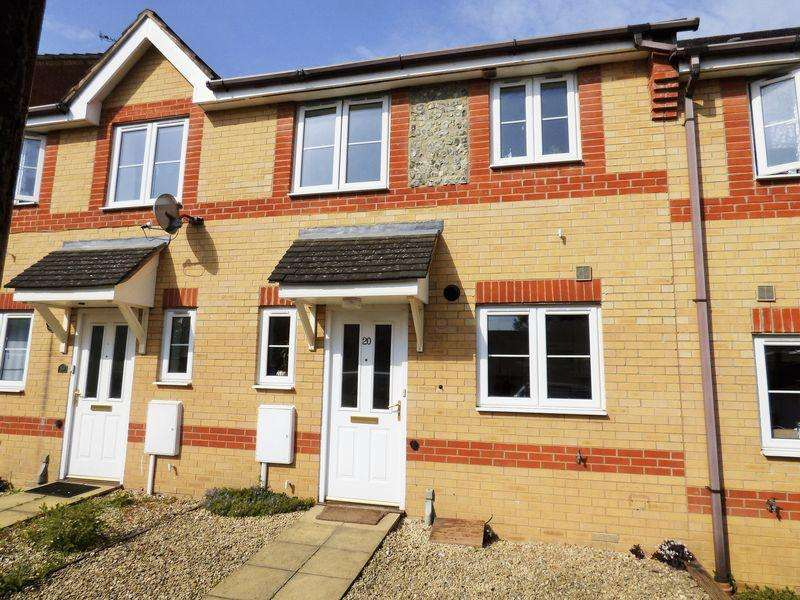 2 Bedrooms Terraced House for sale in Mead Road, Abbeymead, Gloucester