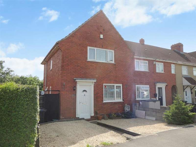 3 Bedrooms End Of Terrace House for sale in Moorlands Road, Fishponds, Bristol