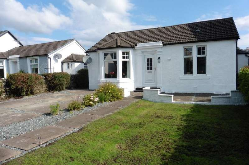 3 Bedrooms Detached Bungalow for sale in 62 Auchamore Road, Dunoon, PA23 7JL