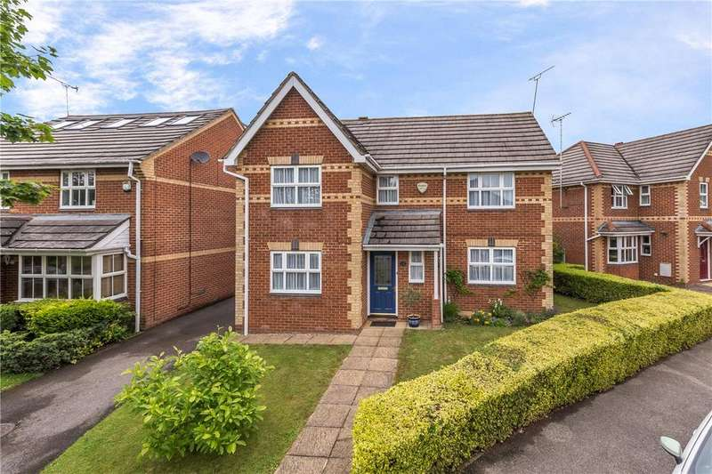 4 Bedrooms Detached House for sale in Princess Diana Drive, St. Albans, Hertfordshire