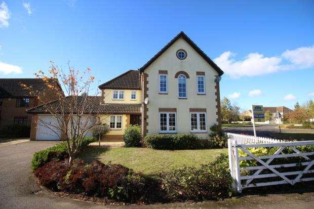 4 Bedrooms Detached House for rent in Great Portway, Great Denham, MK40 4GB