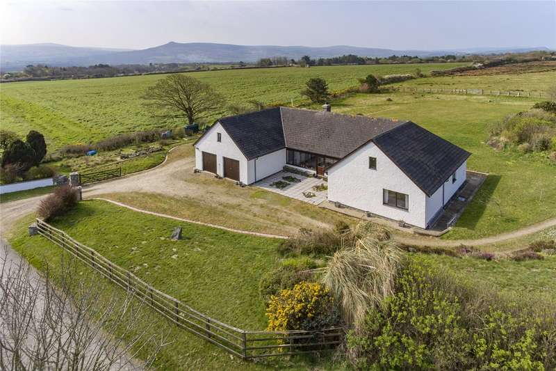 3 Bedrooms Detached House for sale in Waunganol, Nevern, Newport, Pembrokeshire
