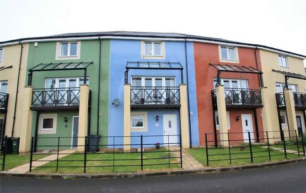 4 Bedrooms Town House for sale in Robin Place, Portishead, Bristol
