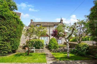 4 Bedrooms Detached House for sale in Old Hill, Avening, Tetbury, Gloucestershire