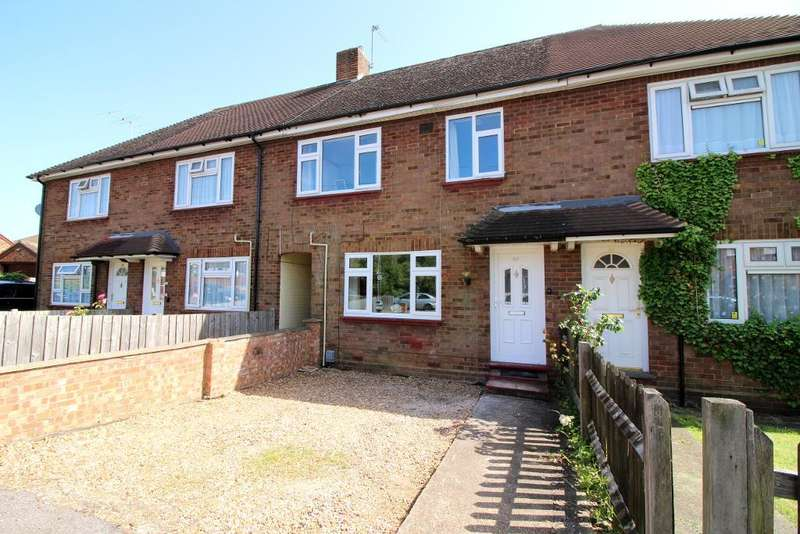 3 Bedrooms Terraced House for sale in Hawthorn Avenue, Luton, Bedfordshire, LU2 8AN