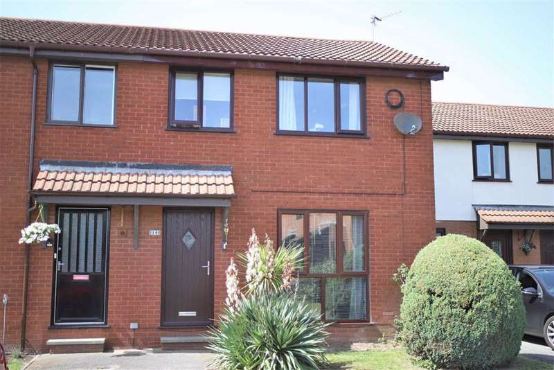 3 Bedrooms Mews House for sale in St Davids Grove, St Annes