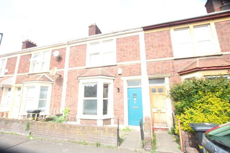 2 Bedrooms Terraced House for sale in Chaplin Road , Easton