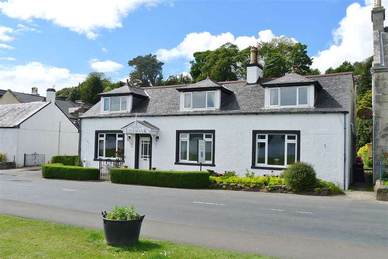 7 Bedrooms Detached House for sale in Lilybank Guest House, Lamlash
