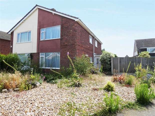 3 Bedrooms Semi Detached House for sale in Coppice Road, Alresford, Colchester, Essex