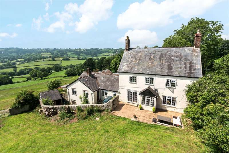 4 Bedrooms Detached House for sale in Luppitt, Honiton, Devon, EX14
