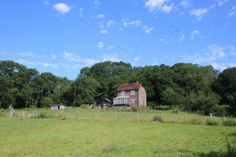 3 Bedrooms Farm House Character Property for sale in Green Oak Farm, Brightling, East Sussex TN32 5HB