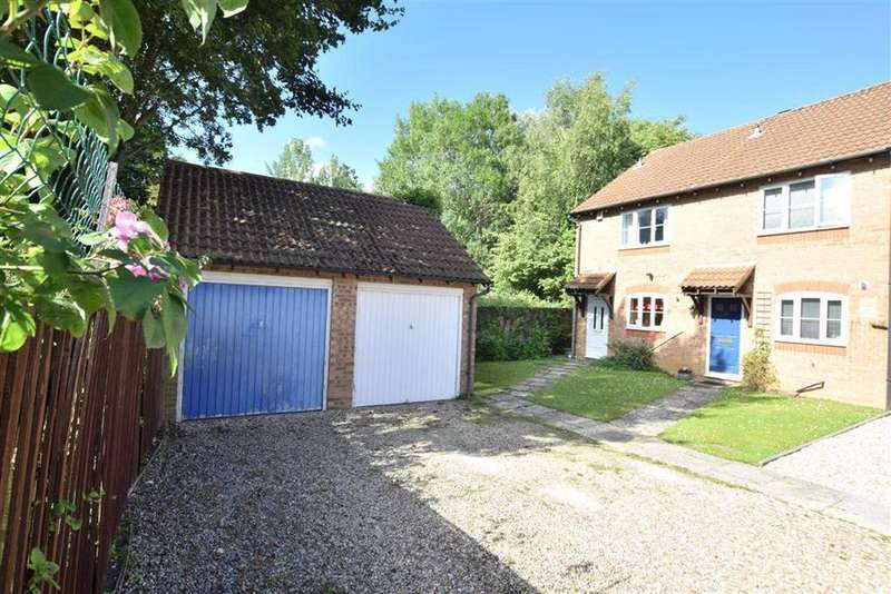 2 Bedrooms Terraced House for sale in Valerian Close, Abbeymead, Gloucester