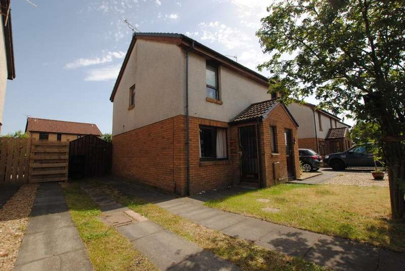 2 Bedrooms Semi Detached House for sale in Drumlanford Road, Troon, South Ayrshire, KA10 7JX