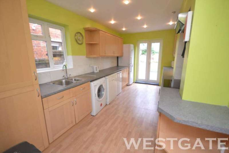4 Bedrooms Terraced House for sale in Swainstone Road, Reading