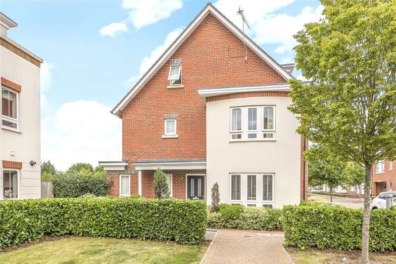 3 Bedrooms End Of Terrace House for sale in Kingfisher Drive, Maidenhead, Berkshire, SL6