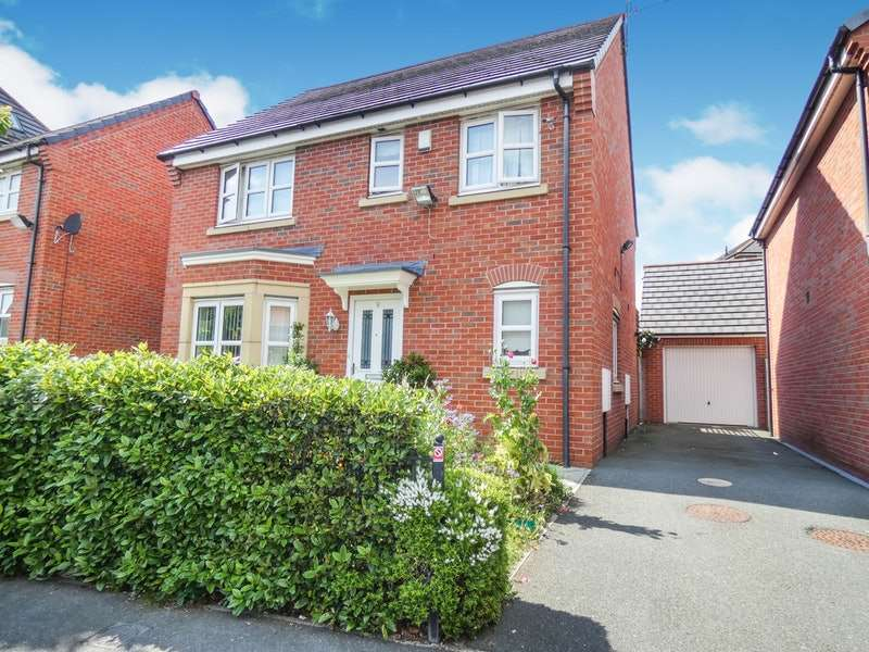 4 Bedrooms Detached House for sale in Belmont Grove, Liverpool, Merseyside, L6