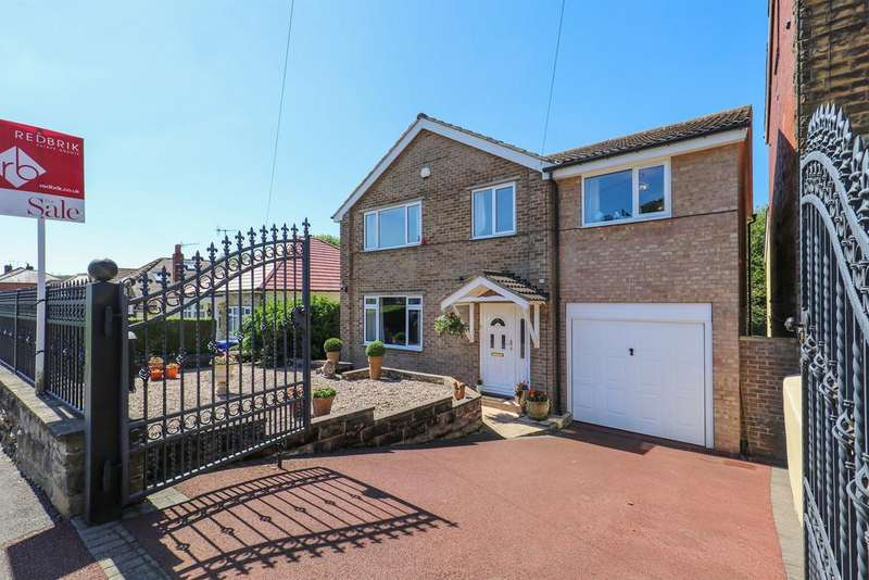 4 Bedrooms Detached House for sale in Abbey Lane, Beauchief