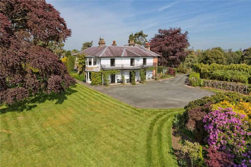 9 Bedrooms Unique Property for sale in Kiln Bank Road, Market Drayton, Shropshire, TF9
