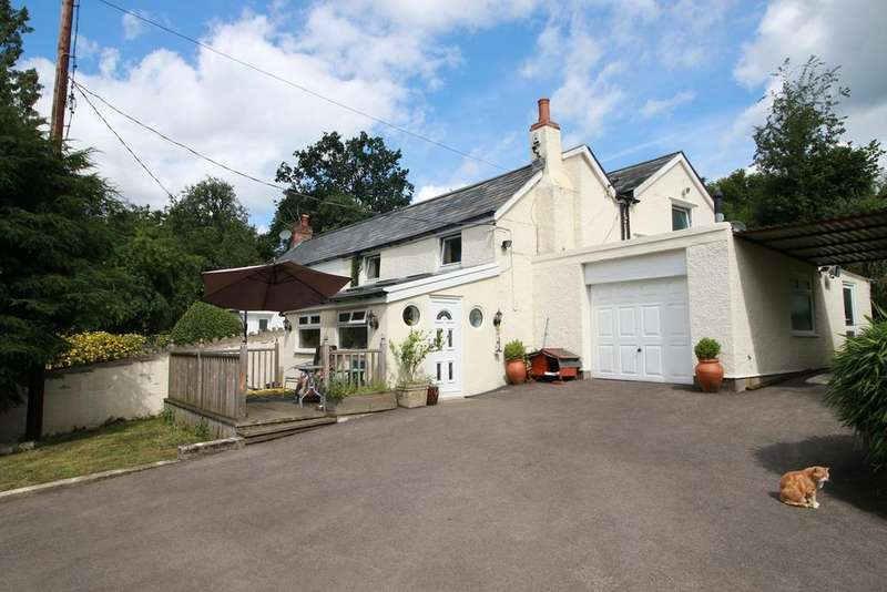 3 Bedrooms Semi Detached House for sale in Glascoed, Pontypool, NP4